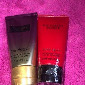 Victoria's Secret bundle Very sexy & love addict